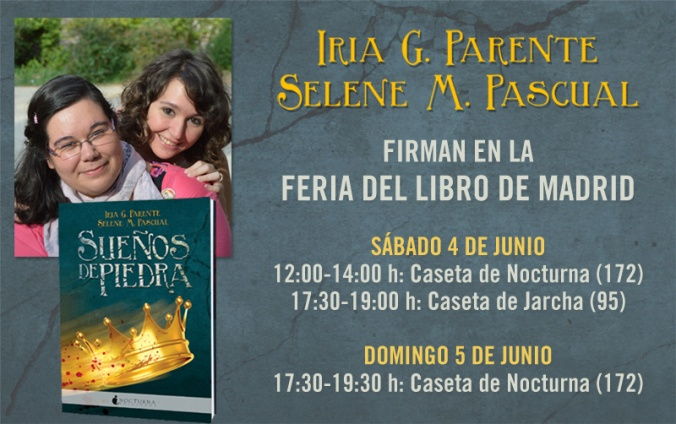 Firmas Iria y Selene FLM
