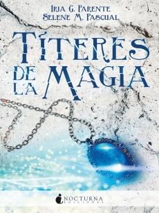 Títeres de la magia (cubierta)