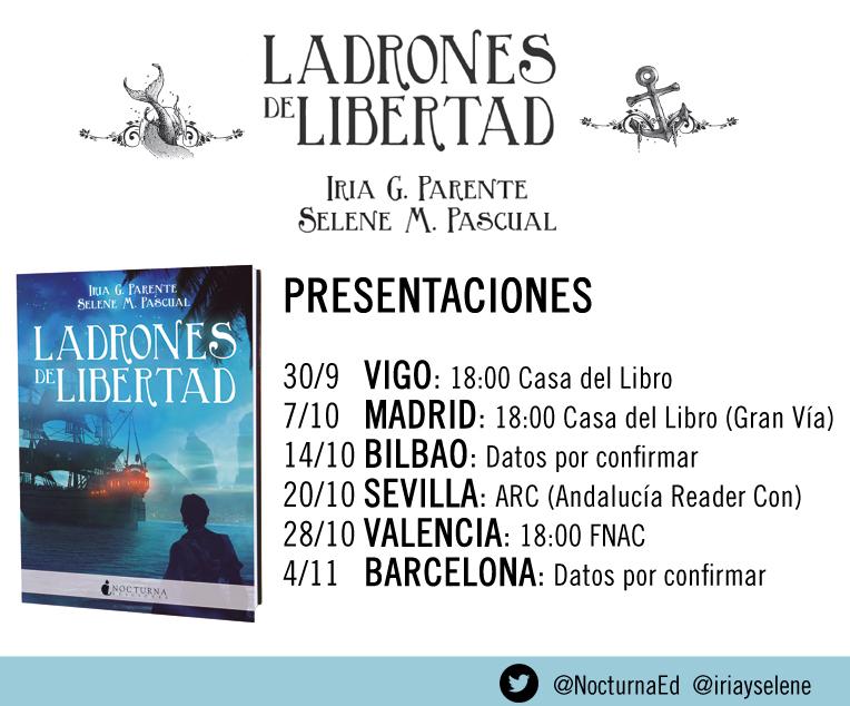 Gira LADRONES DE LIBERTAD