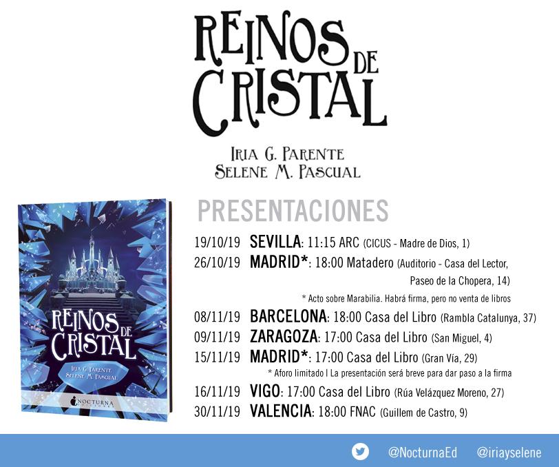 Gira REINOS DE CRISTAL[3148]